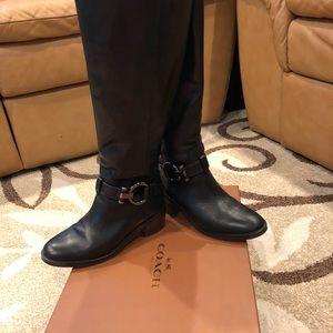 Coach Carolina Boots